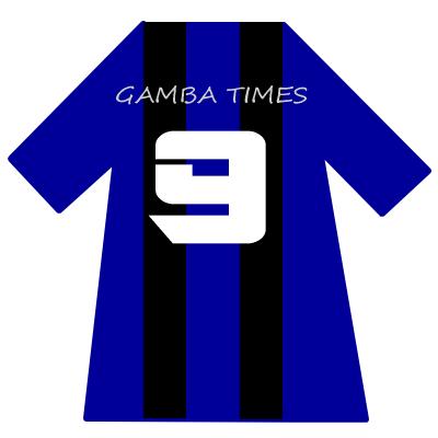 ガンバ大阪ユニ背番号9(9月)