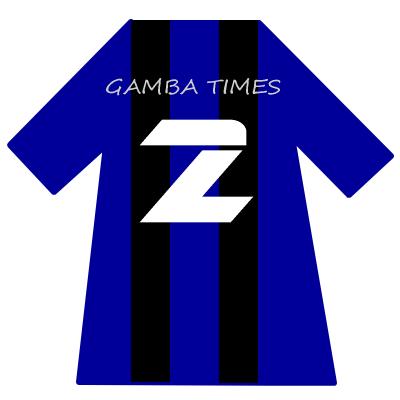 ガンバ大阪ユニ背番号2(2月)