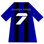 ガンバ大阪ユニ背番号7(7月)