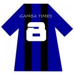 ガンバ大阪ユニ背番号8(8月)